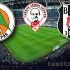 Alanyaspor 1-4 Beşiktaş