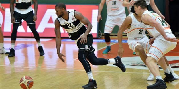 Banvit 69-80 Beşiktaş SJ