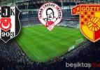 Beşiktaş – Göztepe 07.04.2018 19:00