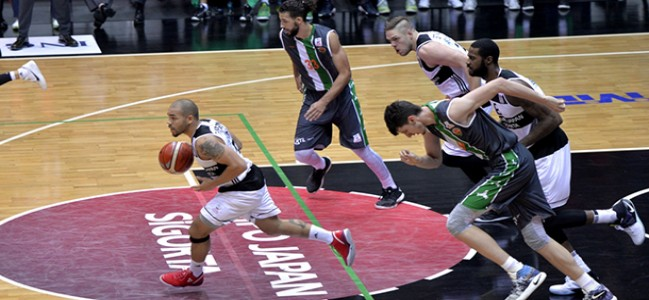Yeşil Giresun BLD. – Beşiktaş SJ