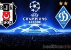 Beşiktaş 1 – Dinamo Kiev 1 (Maç Sonucu)
