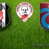 Beşiktaş – Trabzonspor 05-11-2016 19:00