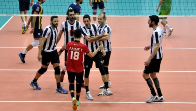Fenerbahçe:1 Beşiktaş:3