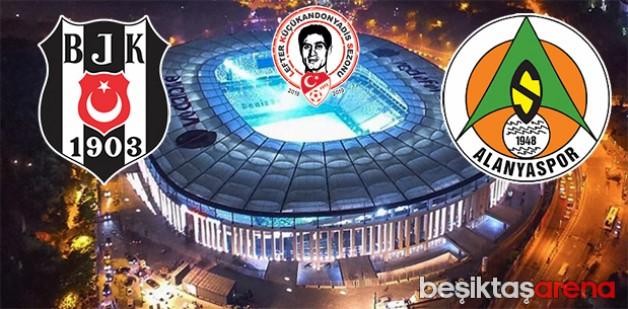 Beşiktaş 2-1 Alanyaspor