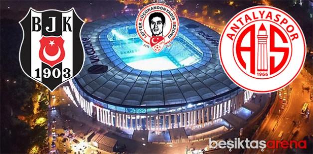 Beşiktaş – Antalyaspor 26.08.2018 21:45