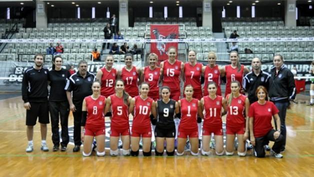 Nilüfer Belediye:3 Beşiktaş:1