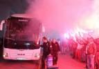 Ankara'da Coşkulu Karşılama