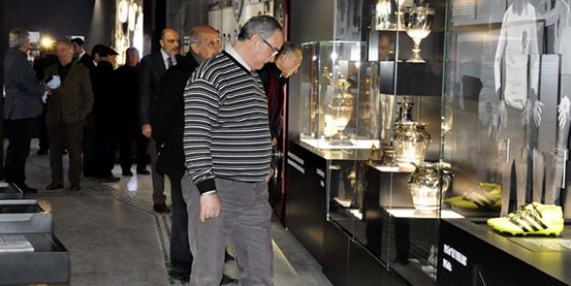 Vodafone Arena Beşiktaş Müzesi Açıldı