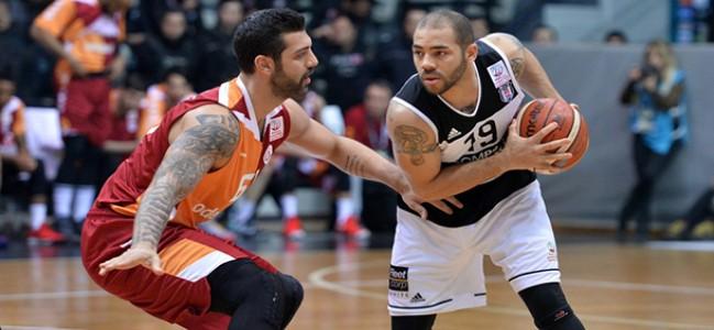 Beşiktaş SJ 90-84 Galatasaray