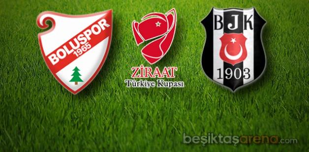 Boluspor 1-1 Beşiktaş