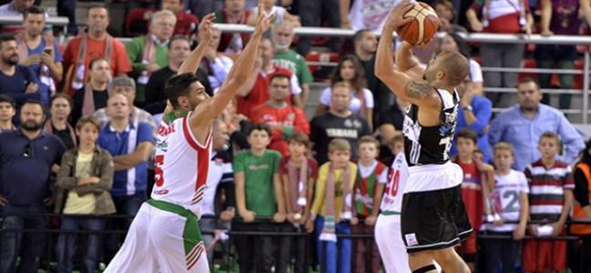 Pınar Karşıyaka 75-70 Beşiktaş SJ
