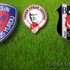 Mersin İ.Y.:2 Beşiktaş:5