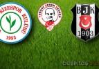 Çaykur Rizespor 0-1 Beşiktaş