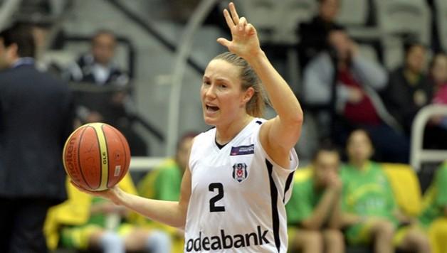 Beşiktaş Kadın Basketbolda Rakibimiz Fenerbahçe