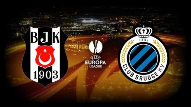 Club Brugge'e kaybeden Beşiktaşımız nasıl tur atlar?