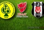 Darıca Gençlerbirliği 1-2 Beşiktaş
