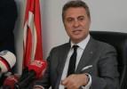 Fikret Orman Vodafone Arena'da basın toplantısı düzenledi