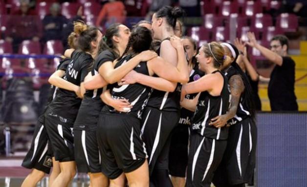 Kadın Basketbol Takımımız Kayseri'ye Gitti