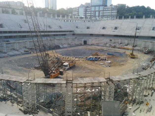 Vodafone Arena Fotoğrafları 26 Mayıs 2015 17:00