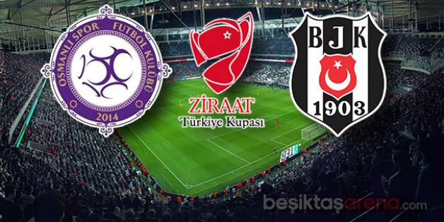 Osmanlıspor – Beşiktaş