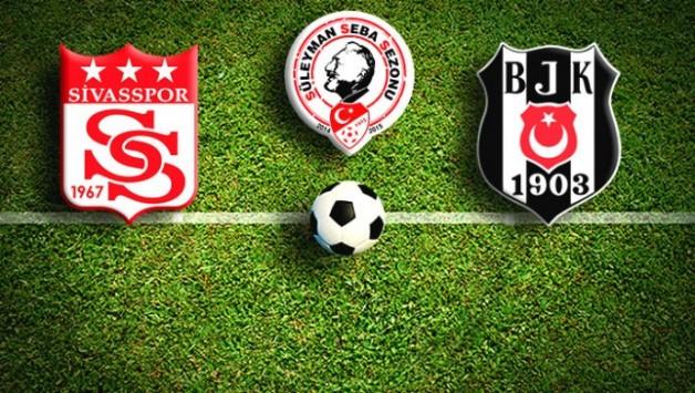 Süleyman Seba Sezonu'nun 23. Haftasında Rakibimiz Sivasspor