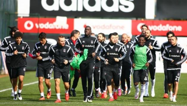 Beşiktaşımız Sivasspor Maçı Hazırlıklarını Sürdürdü