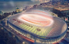 Vodafone Arena Projesi