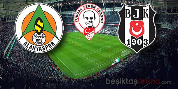Alanyaspor-Beşiktaş