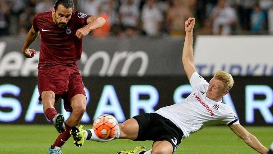 Besiktas vs Trabzonspor - Turkish Spor Toto Super League