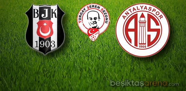 Beşiktaş-Antalyaspor