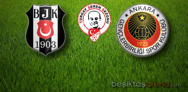 Beşiktaş-Gençlerbirliği
