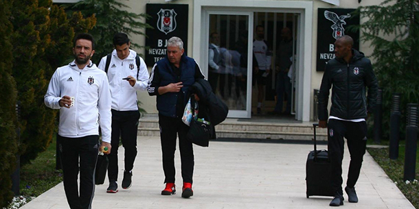 Beşiktaş-Hapoel Beer-Sheva