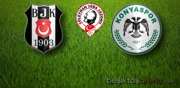 Beşiktaş-Konyaspor
