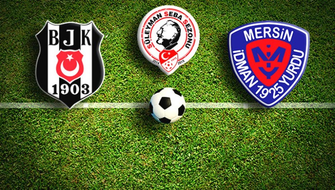 Beşiktaş Mersin idmanyurdu