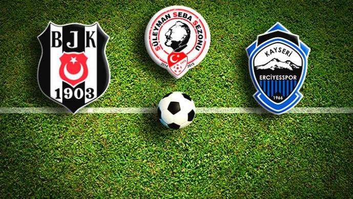 Beşiktaş SAİ Kayseri Erciyesspor