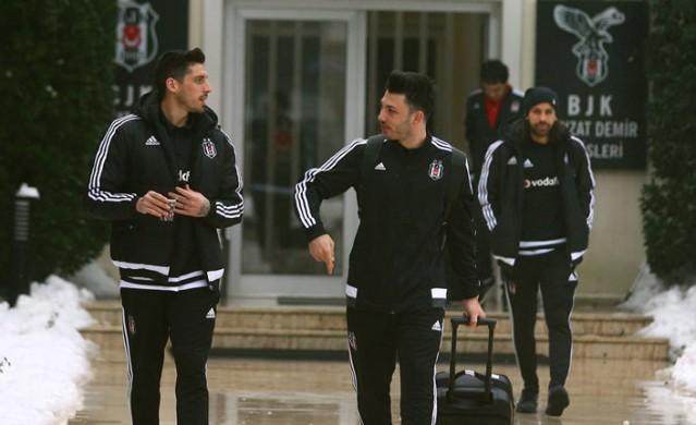 Beşiktaş antalya kampı