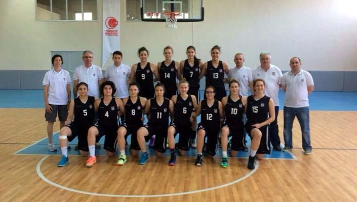 Beşiktaş gençkızlar basketbol