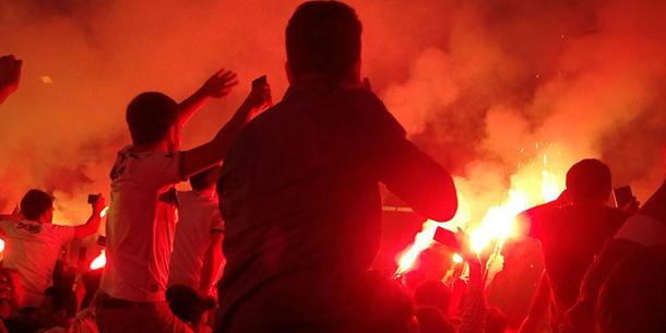 Beşiktaş-izmirde