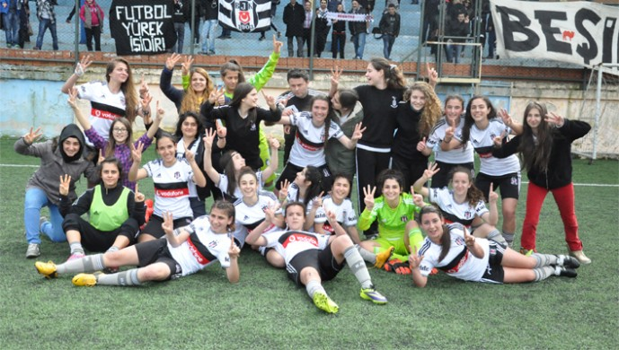Beşiktaş kadın futbol