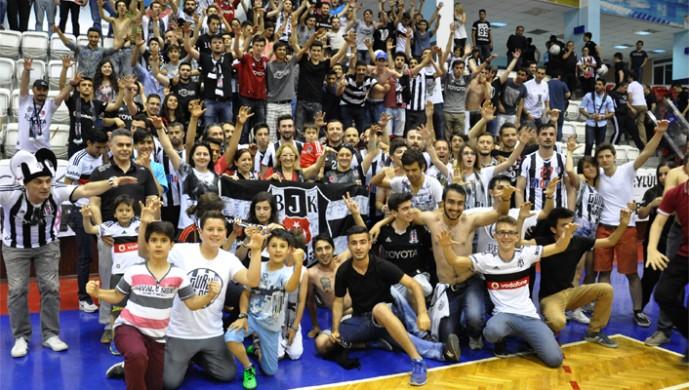 Beşiktaş mogaz YarinFinal