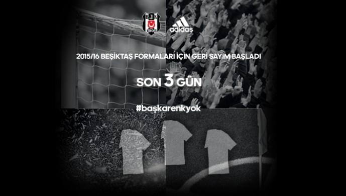 Beşiktaş yeni sezon forma