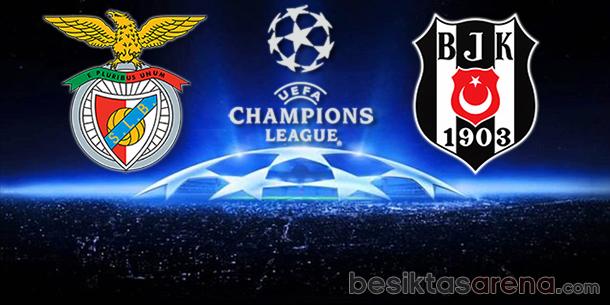 Benfica-Beşiktaş-deplasman