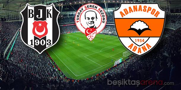 Besiktas-Adana