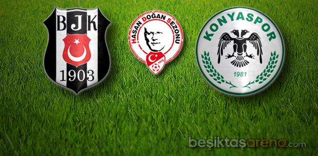 Besiktas-Konya