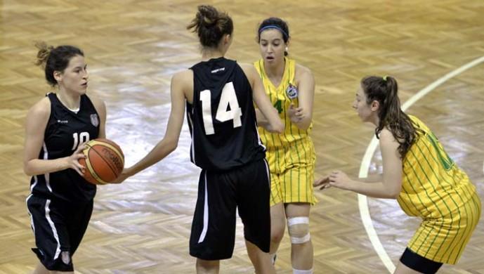 Besiktas genc kız basketbol