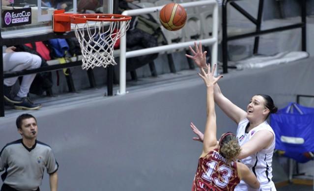 Besiktas kadın basketbol venezia