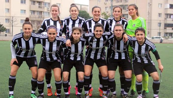 Besiktas kadın futbol takımı