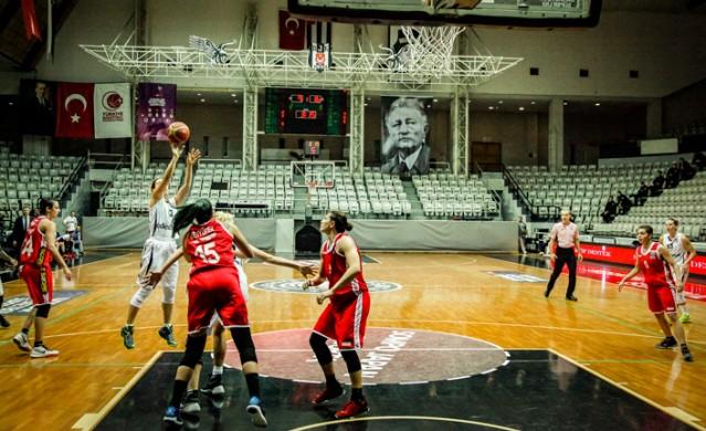 Besiktas kadin basketbol