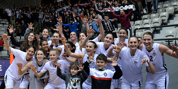Besiktas kadin basketbol