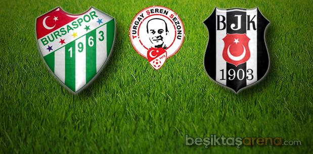 Bursaspor-Beşiktaş